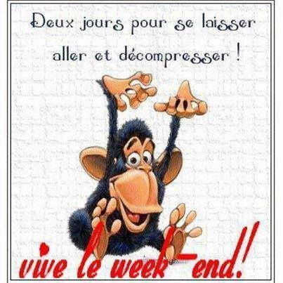 image drole week end facebook