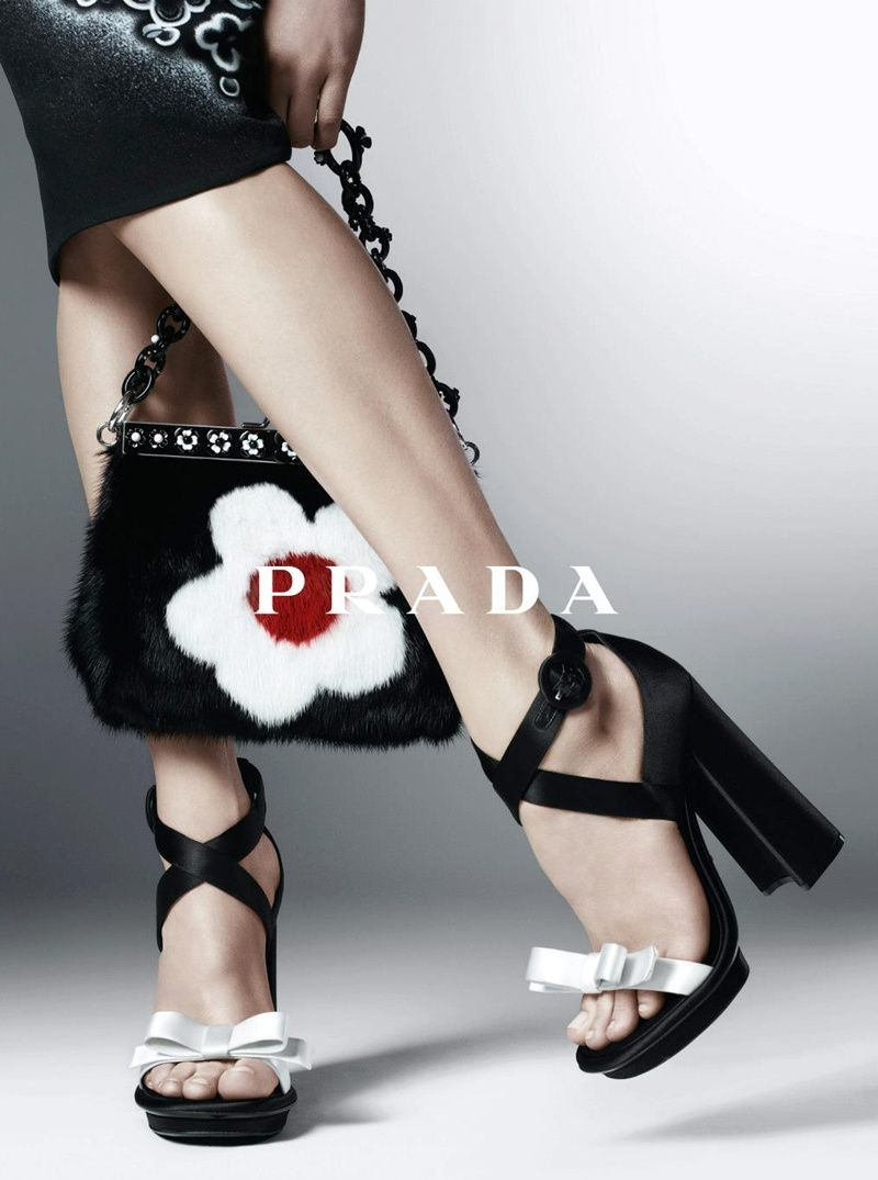 prada ad campaign spring summer 2013. Black Bedroom Furniture Sets. Home Design Ideas