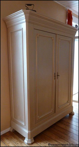relooker une armoire ancienne interesting les armoires colonnes finies with relooker une. Black Bedroom Furniture Sets. Home Design Ideas