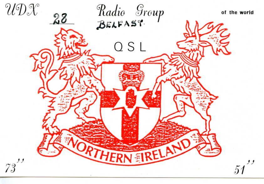 29 UDX 28 Op.Martin n ireland