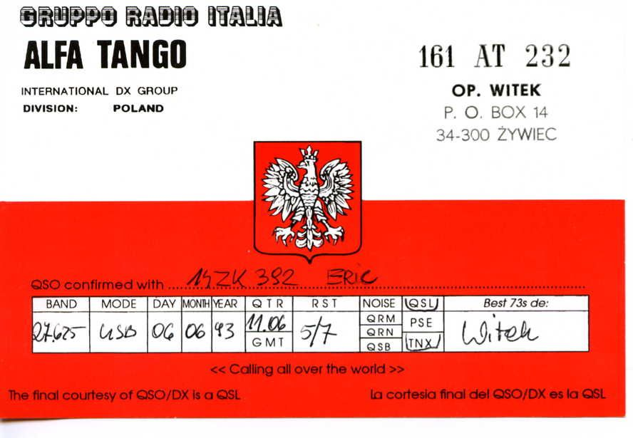 161 AT 232 Op. Witek