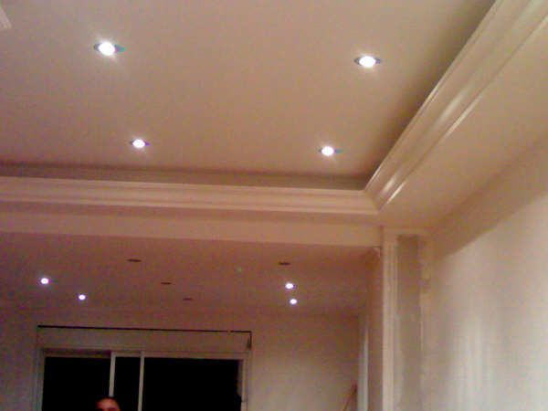 Placoplatre decoration plafond simple id es novatrices for Decoration maison ba13