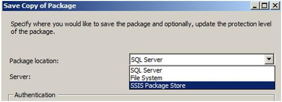 SQL Server SSIS interview questions: -What are the different