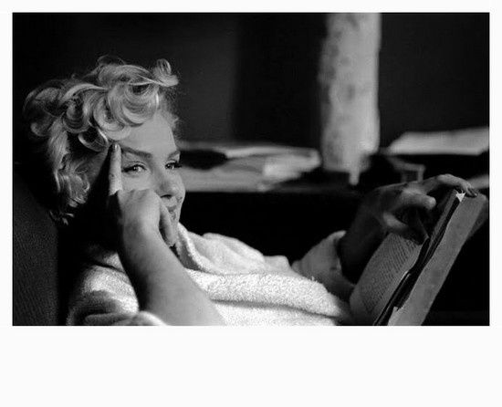 Marilyn by Elliot Erwitt