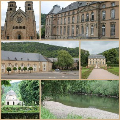 Collage Echternach