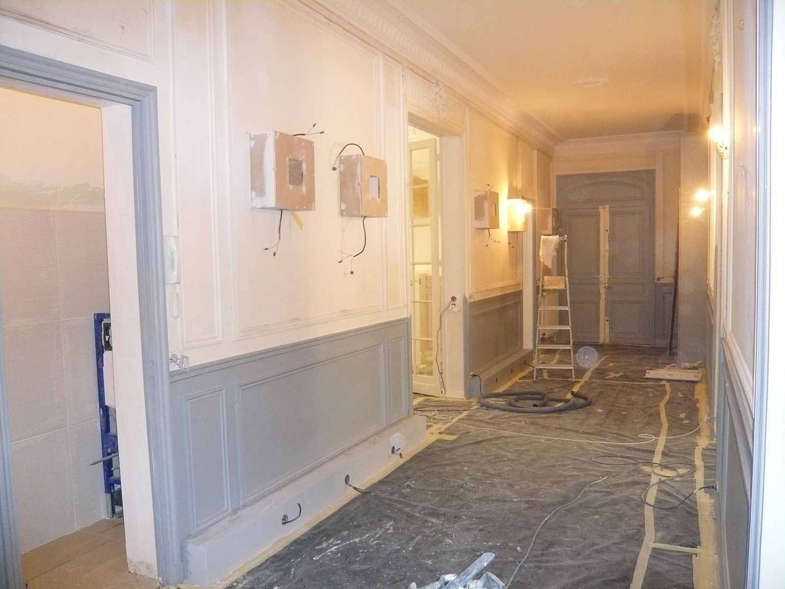 Doc Affiche Travaux Appartement