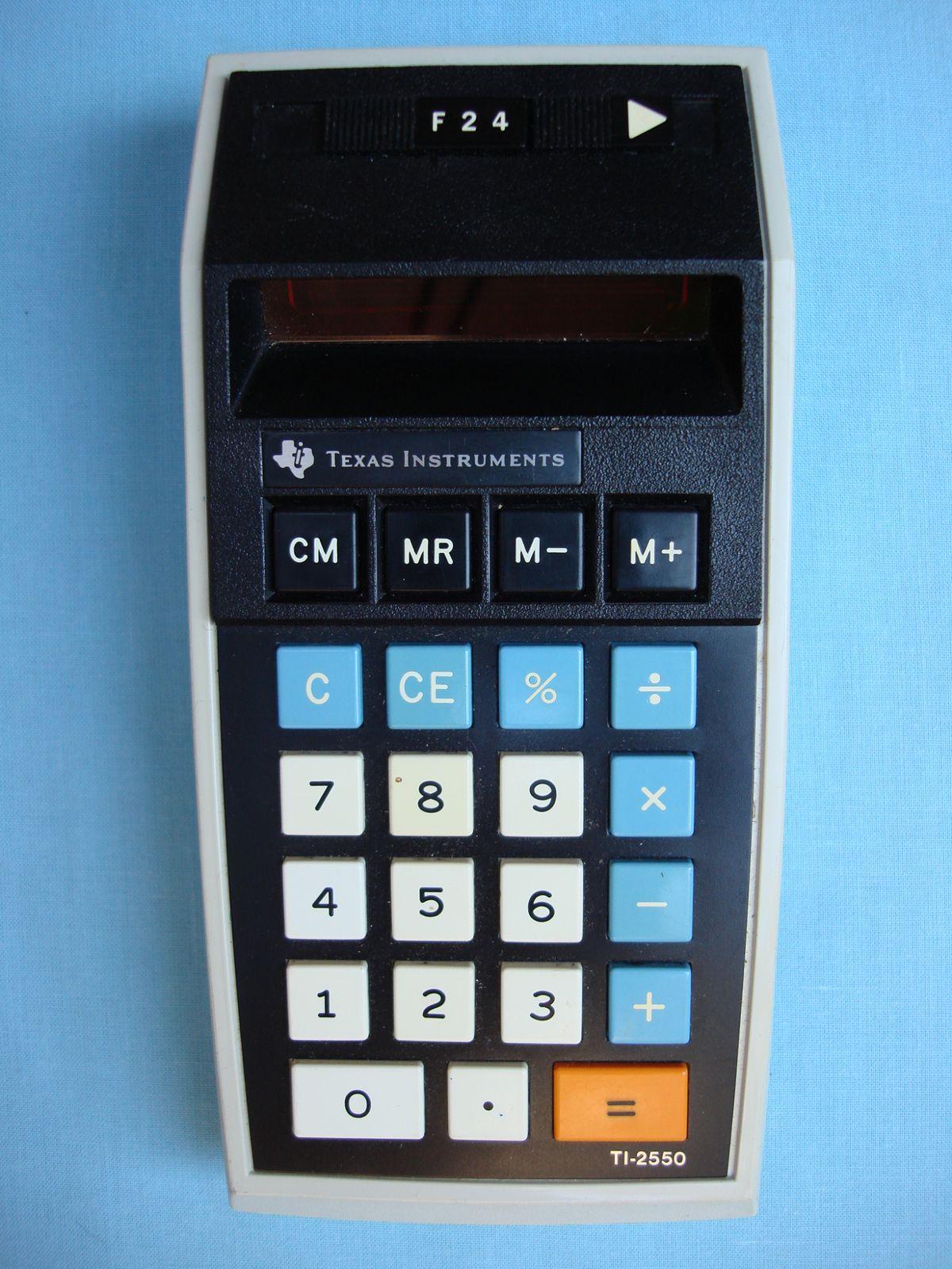 Album - Calculadoras-electrónicas