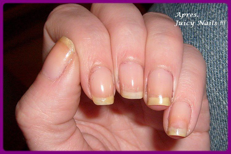 rimmel nail rescue instructions