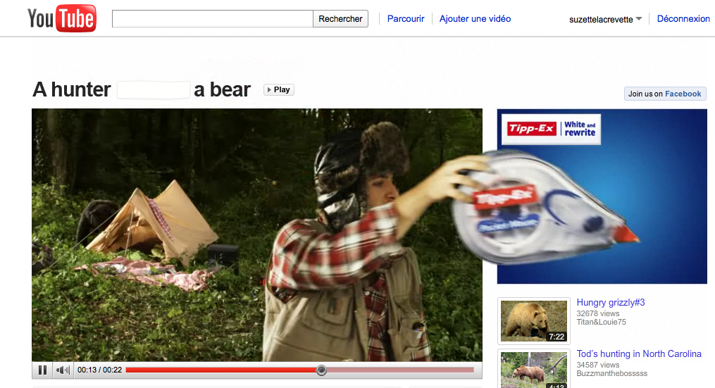 tippex-youtube-hunter-bear