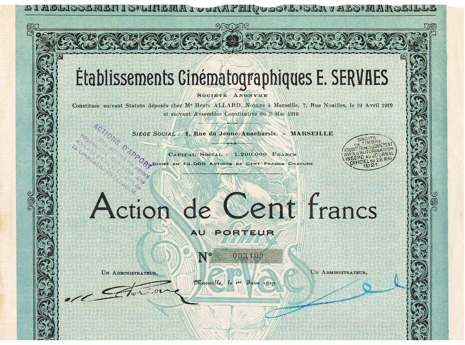Album - Actions-Titres-Bons-au-Porteur