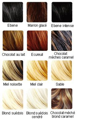 Extension cheveux couleur miel coloration des cheveux moderne - Coloration chocolat caramel ...