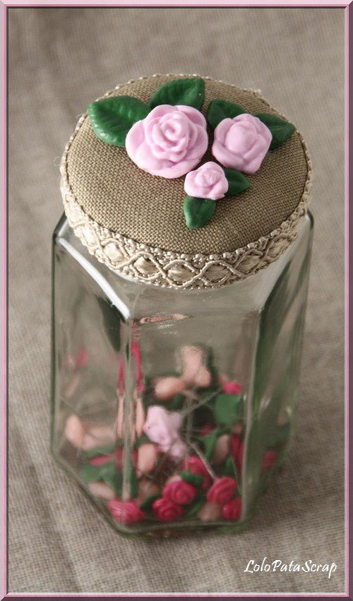 Embellissements-Shabby 8974