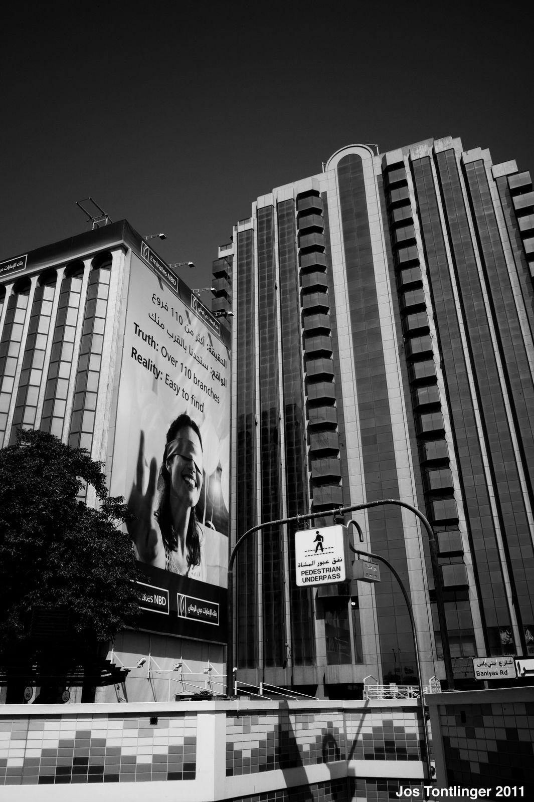 Dubai, entre le 6 et le 13 mars 2011