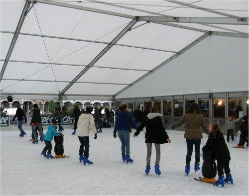 patinoire en 500