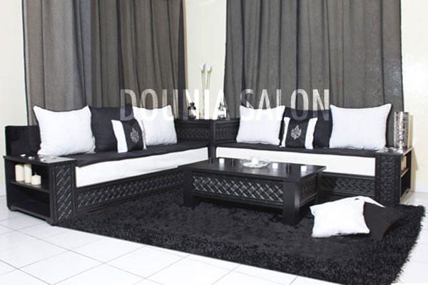 nos salons marocains salon oriental. Black Bedroom Furniture Sets. Home Design Ideas