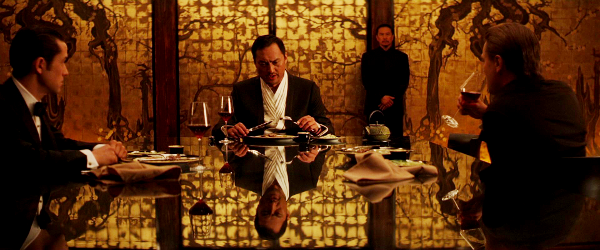Image result for inception opening scene