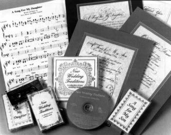 invitation thème de mariage musical