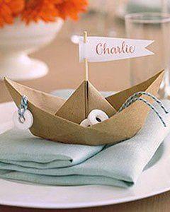 idées de marques places pour mariage thème voyage