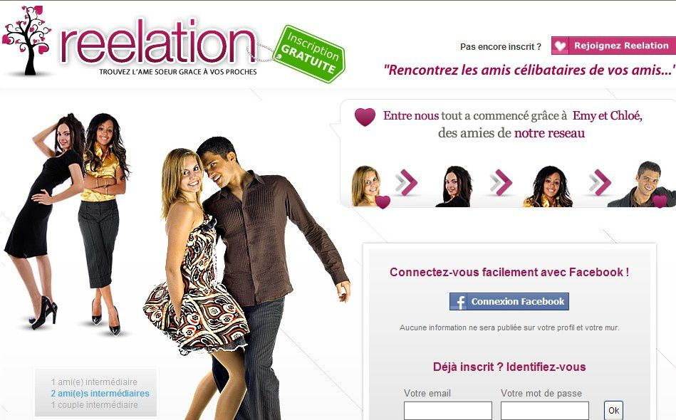Blogue site de rencontre