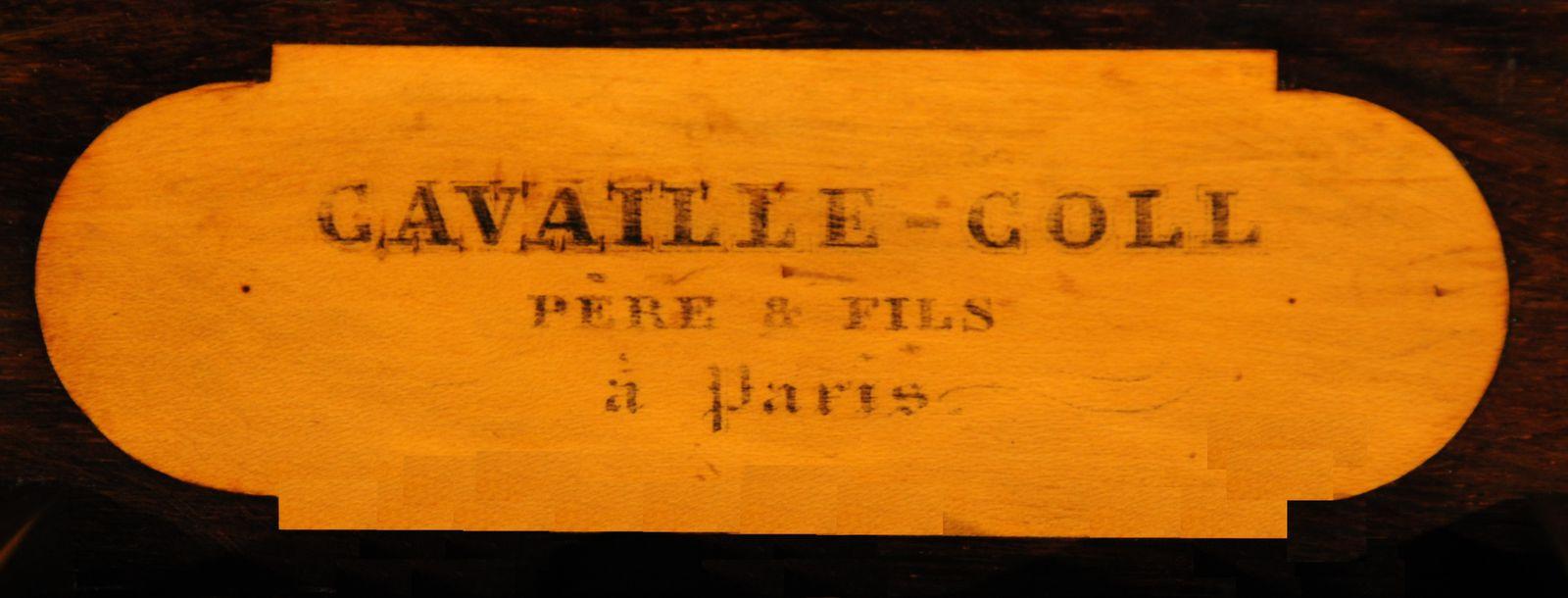 Orgue Cavaillé-Coll de 1843.