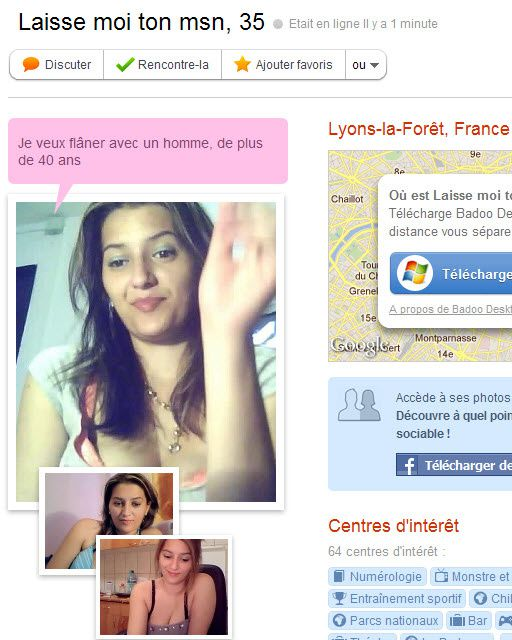 Dating site de rencontre