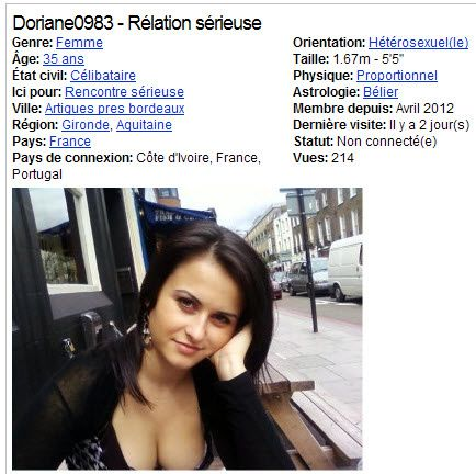 Sites de rencontre je contacte