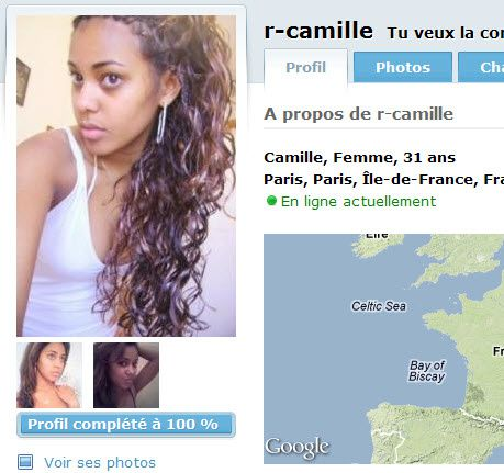 Profil sans photo site de rencontre
