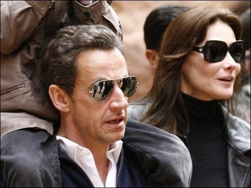 sarkozy bling avion depense air force one