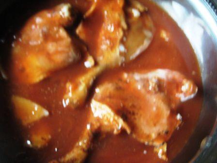 Cuisse de canard l 39 orange et pommes aux airelles le - Comment cuisiner les cuisses de canard ...