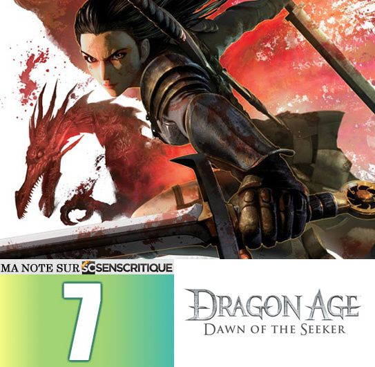 Dragon Age Dawn of the Seeker