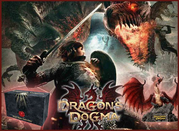 Dragon dogma collector