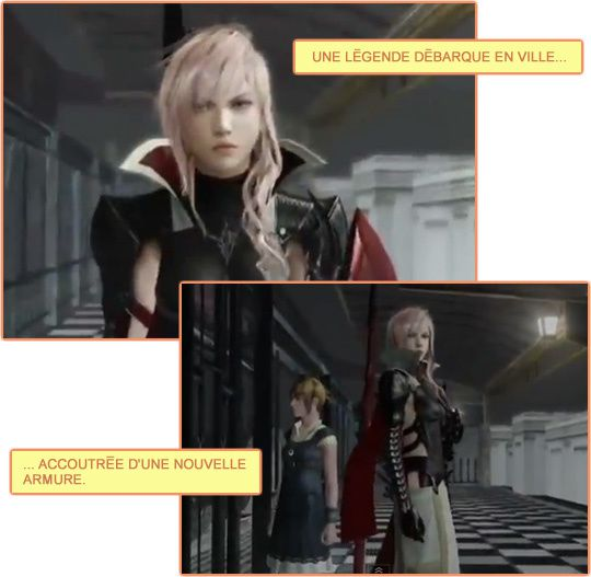 Lightning Return FFXIII actu
