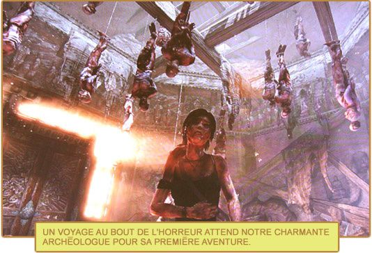 Tomb Raider temple secte Solarii
