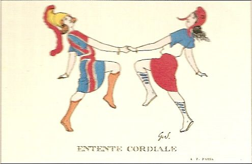 Entente Cordiale dancing