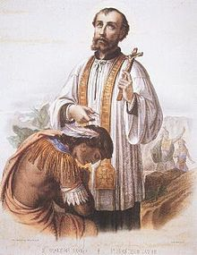 220px-Conversion of Paravas by Francis Xavier in 1542
