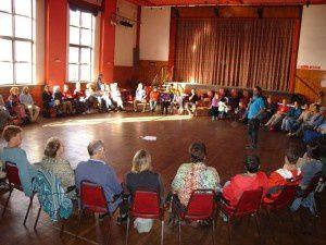 Un forum ouvert à Totnes