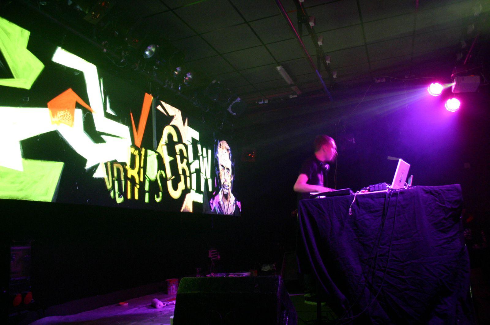 Selection de photos des performances du V-Drips Crew