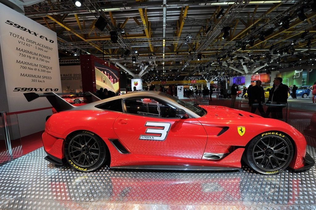 2012 ferrari 599 xx evoluzione dark cars wallpapers. Black Bedroom Furniture Sets. Home Design Ideas