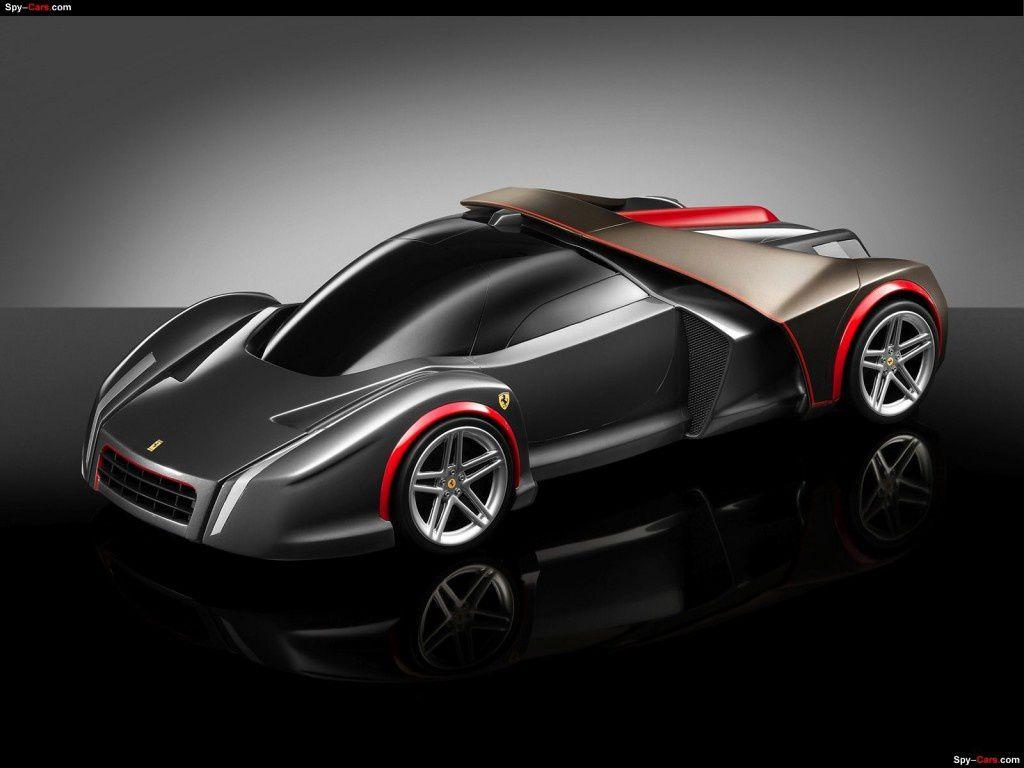 Album - Ferrari-Concept-3D