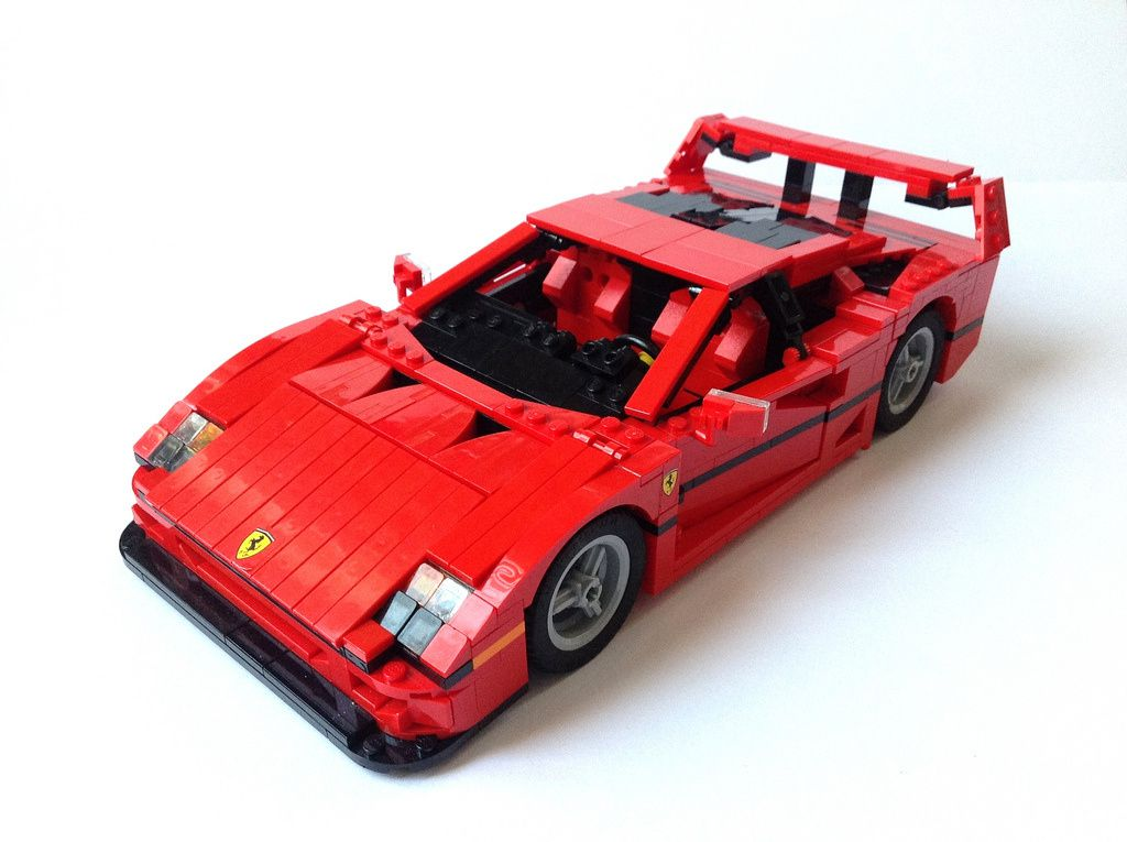album lego ferrari forza. Black Bedroom Furniture Sets. Home Design Ideas