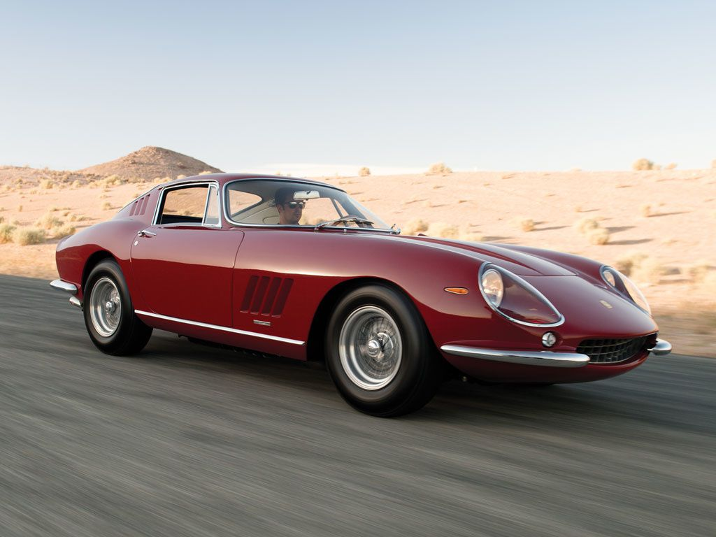 la 275 gtb 4 de steve mcqueen vendre aux ench res rm auction cet t forza. Black Bedroom Furniture Sets. Home Design Ideas