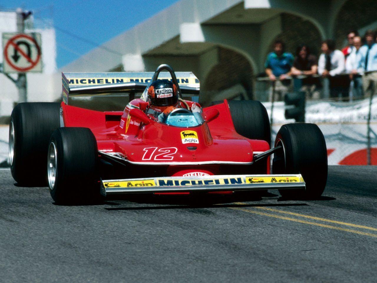 Album - Monoplaces-Ferrari-F1-F2-de-1950-a-1980-Vol-2