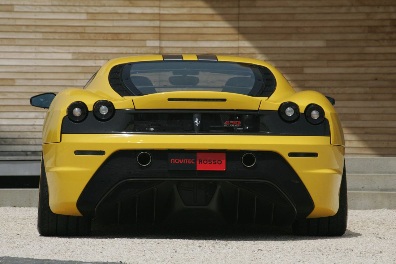 2008 novitec rosso ferrari f430 scuderia forza. Black Bedroom Furniture Sets. Home Design Ideas