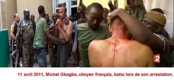 Michelle-Gbagbo-humiliee-arretee-PNG