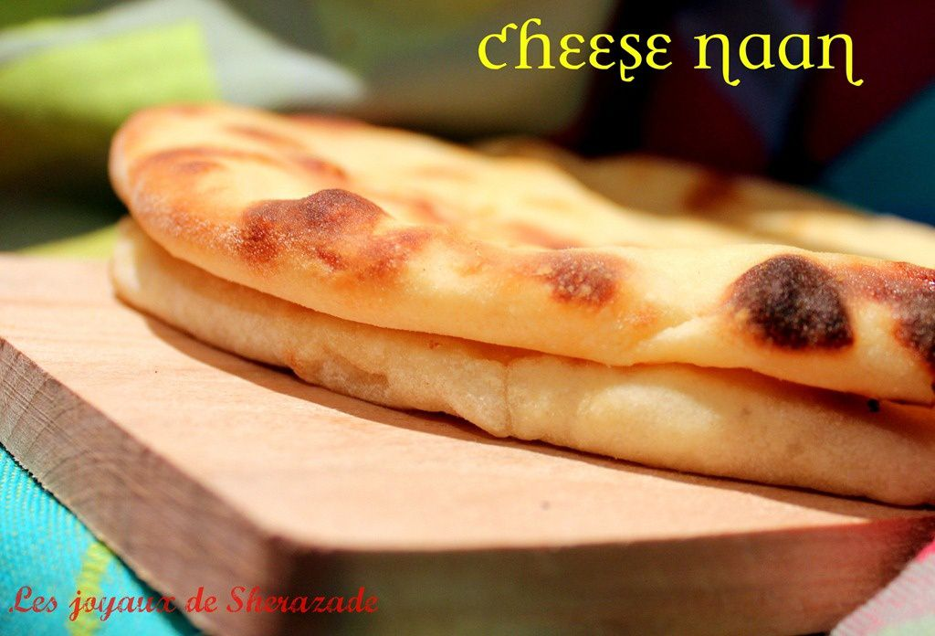 cheese naan blogs de cuisine. Black Bedroom Furniture Sets. Home Design Ideas