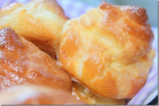 gougere au fromage