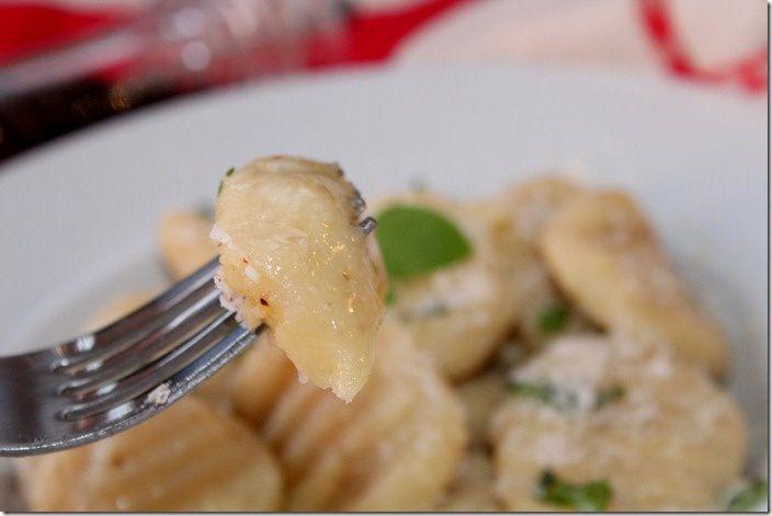 gnocchis italien maison
