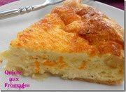quiche au fromage, cuisine algeirenne, menu ramadan