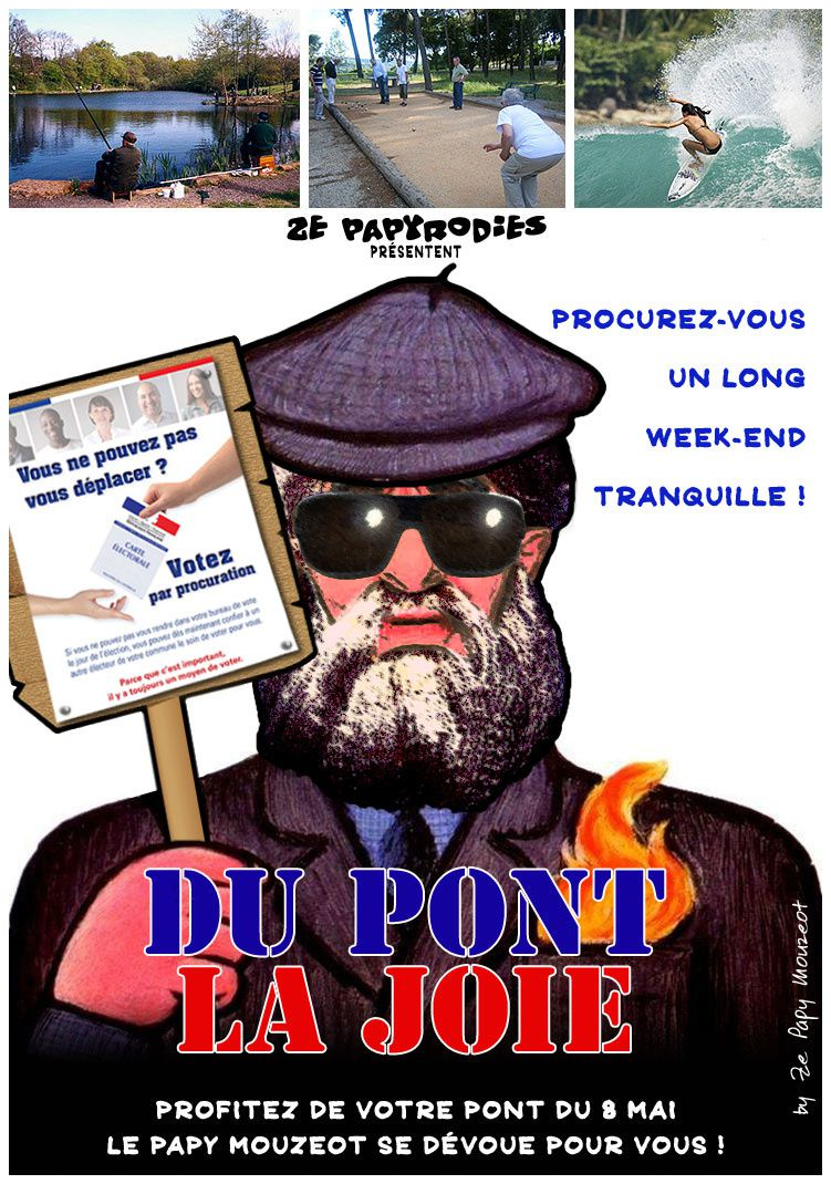 Papy Dupont Lajoie