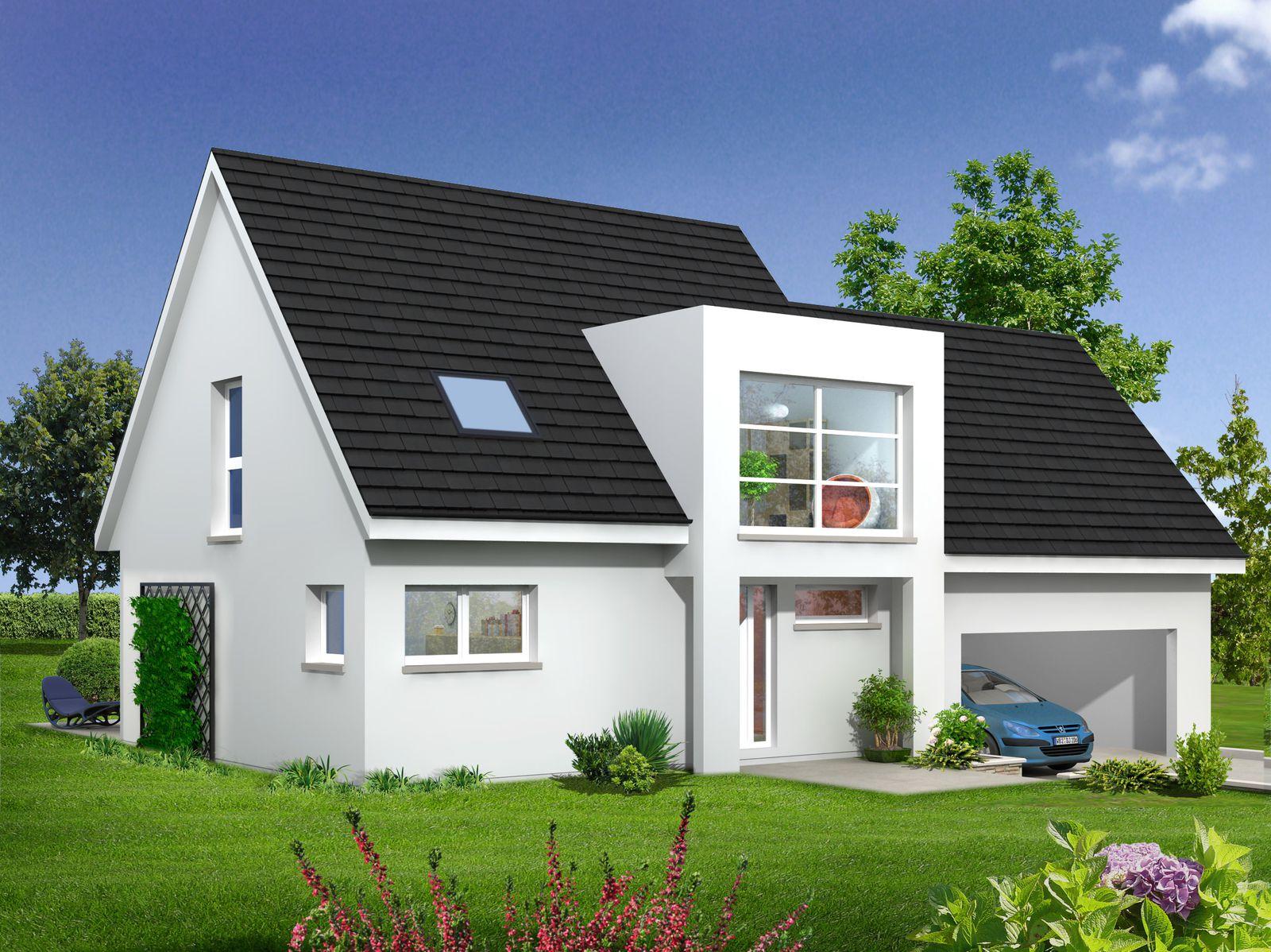 Album maison st phane berger maison 4 le blog des for Modele de maison a construire